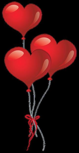 Heart Balloon messages sticker-4