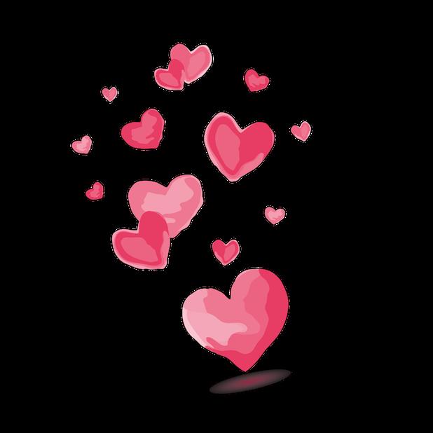 Heart Balloon messages sticker-8