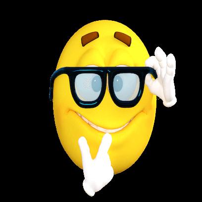 Emojis For iMessage & WhatsApp messages sticker-11