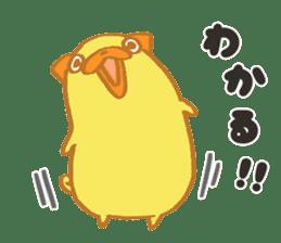 Mr. Oji_san Stickers messages sticker-9
