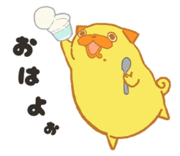 Mr. Oji_san Stickers messages sticker-8