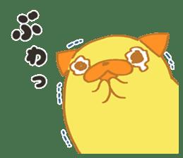 Mr. Oji_san Stickers messages sticker-2