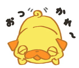 Mr. Oji_san Stickers messages sticker-6