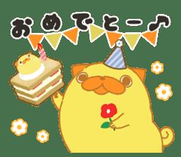 Mr. Oji_san Stickers messages sticker-1