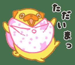 Mr. Oji_san Stickers messages sticker-7