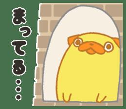 Mr. Oji_san Stickers messages sticker-3