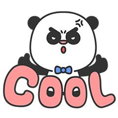 Arrogant Panda messages sticker-4