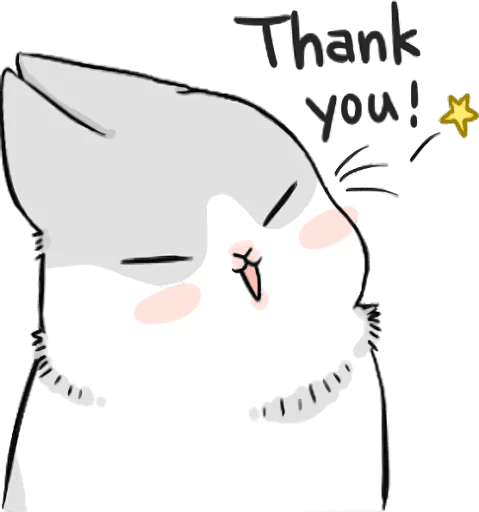 Machiko Rabbit Pack# 5 messages sticker-6