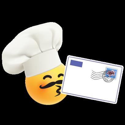 Chefs Kiss Stuff Stickers messages sticker-11