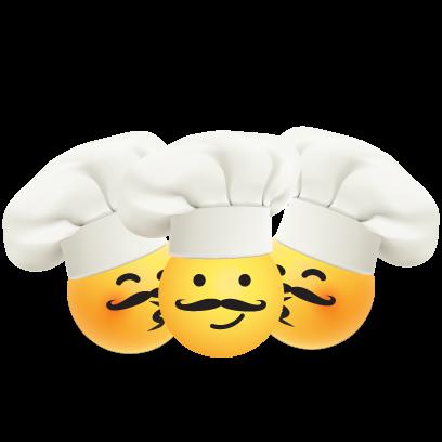 Chefs Kiss Stuff Stickers messages sticker-6