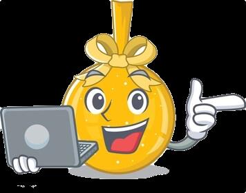 Mini yo yo sticker messages sticker-5