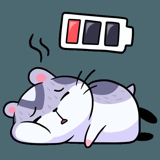 Cute Hammy messages sticker-10