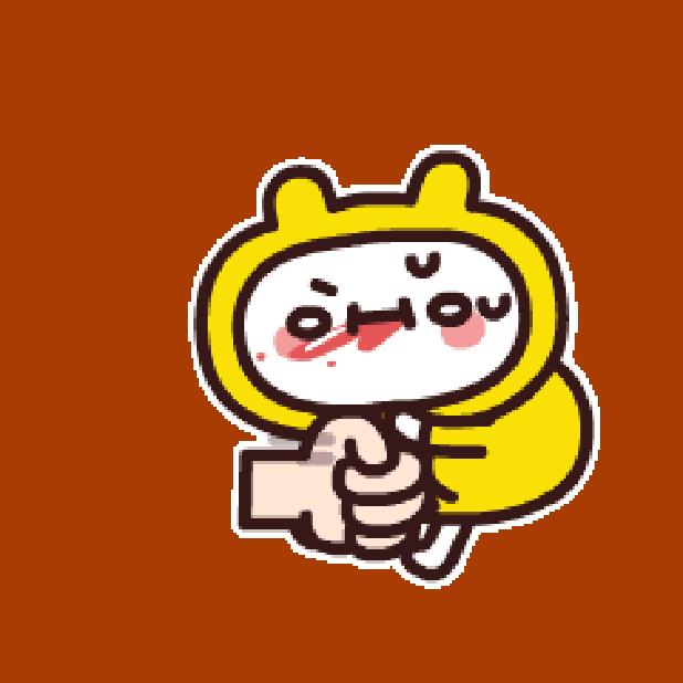 白脸八仔图 messages sticker-11