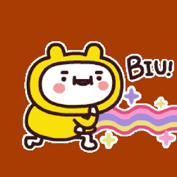 白脸八仔图 messages sticker-3
