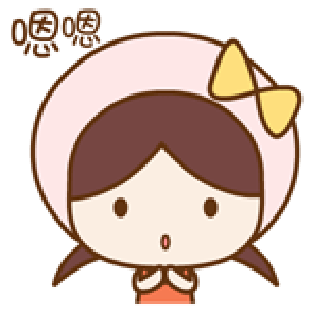 帽帽妹 messages sticker-9