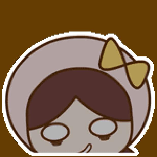 帽帽妹 messages sticker-8