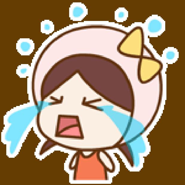 帽帽妹 messages sticker-0