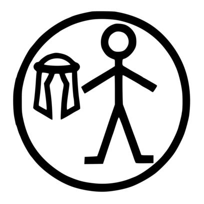 Makaton Symbols - Level 9 messages sticker-1