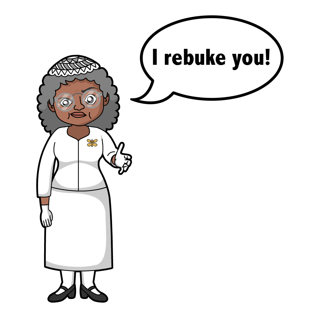 Mother Holiness Stickers messages sticker-4