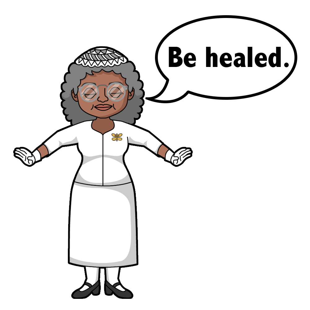 Mother Holiness Stickers messages sticker-11