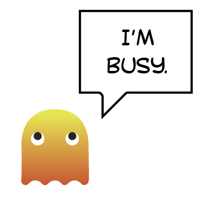 Ghost Status Animated Stickers messages sticker-0