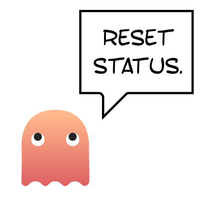 Ghost Status Animated Stickers messages sticker-4