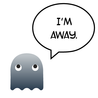 Ghost Status Animated Stickers messages sticker-2