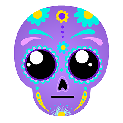 The Day Of The Dead Stickers messages sticker-8
