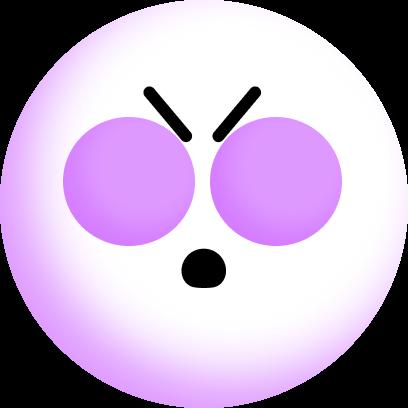 Purple Guys Stickers messages sticker-11
