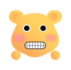 可爱熊 messages sticker-0