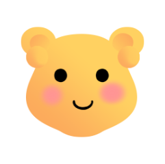 可爱熊 messages sticker-8