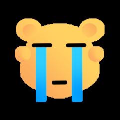 可爱熊 messages sticker-7