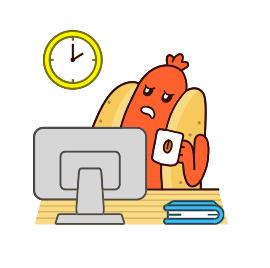 食物心情 messages sticker-9