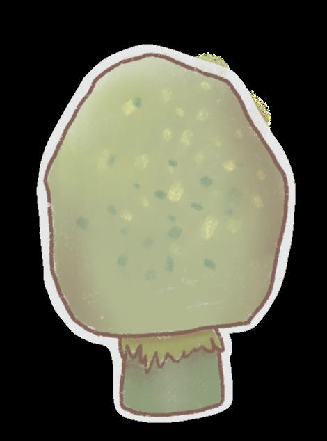 Mushrooms Stickers messages sticker-10