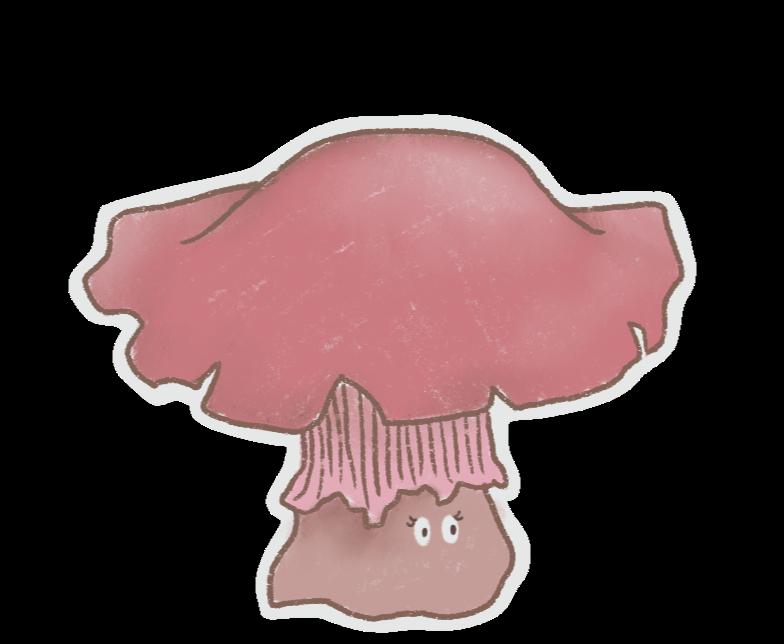 Mushrooms Stickers messages sticker-9