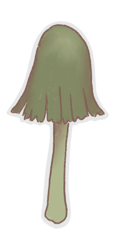 Mushrooms Stickers messages sticker-6