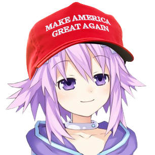 Make Anime Great Again messages sticker-7