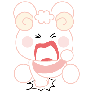 Cutie Angy messages sticker-0
