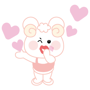 Cutie Angy messages sticker-5