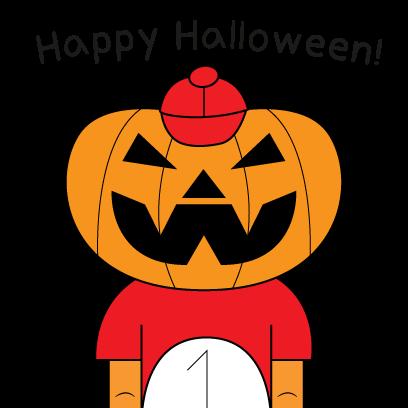 Fun Fact Halloween Stickers messages sticker-4