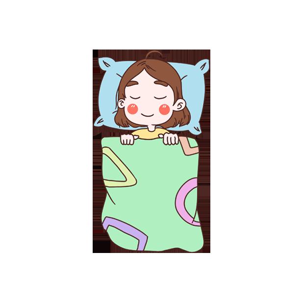 居家女生日常 messages sticker-5