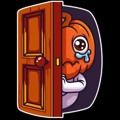 HelloGhost-Emoij messages sticker-11