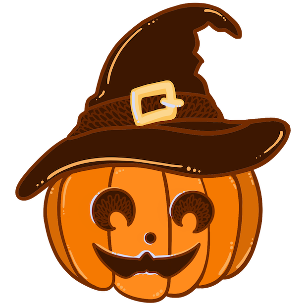Natalie Arts - Halloween Pack messages sticker-8