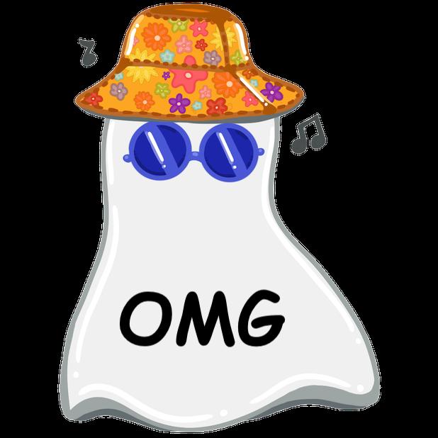Natalie Arts - Halloween Pack messages sticker-1