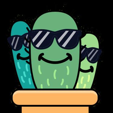 SmallPlants-Emoij messages sticker-2