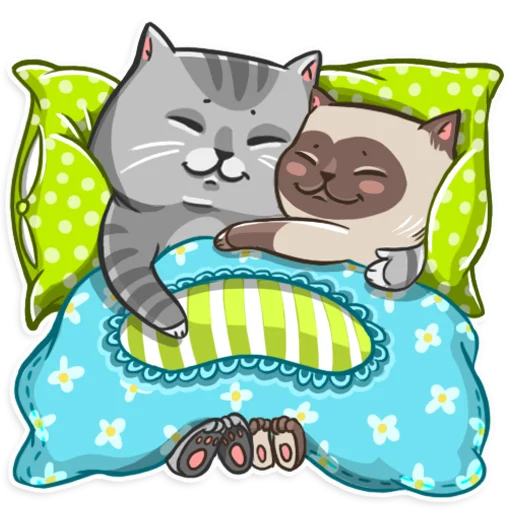 CatCat-Emoij messages sticker-6