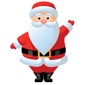 Santa Tracker - Countdown 2020 messages sticker-7