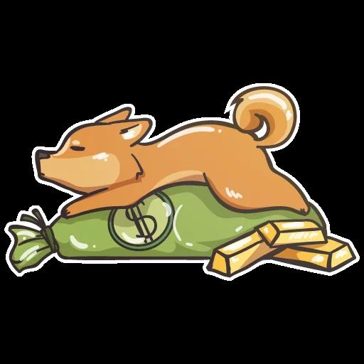 DogeJoaan-Emoij messages sticker-9