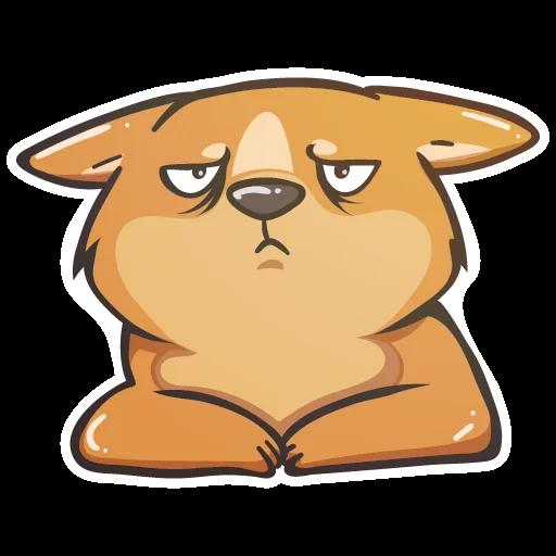 DogeJoaan-Emoij messages sticker-2