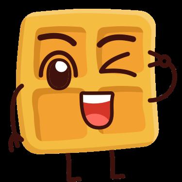 CuteFood-Emoij messages sticker-8